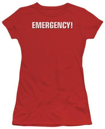 Juniors: Emergency - Logo