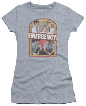 Juniors: Emergency - Retro Cast