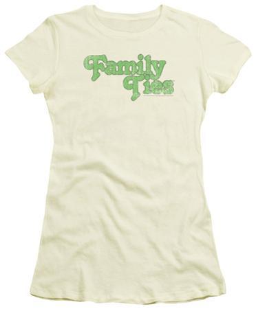 Juniors: Family Ties - Family Ties Logo