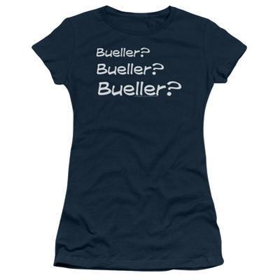 Juniors: Ferris Bueller's Day Off- Bueller?