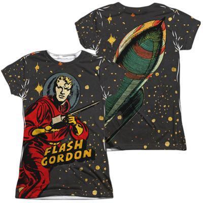 Juniors: Flash Gordon- Blast Off (Front/Back)