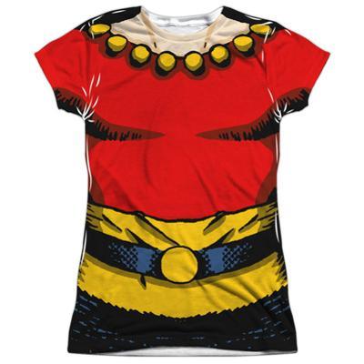 Juniors: Flash Gordon- Flash Costume Tee