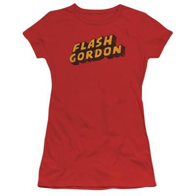 Juniors: Flash Gordon- Streak Logo