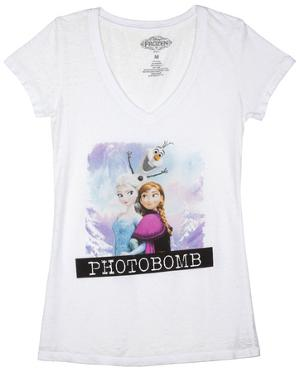 Juniors: Frozen - Photo Bomb