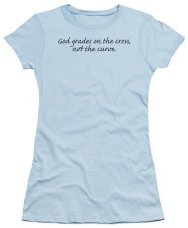 Juniors: God Grades on Cross