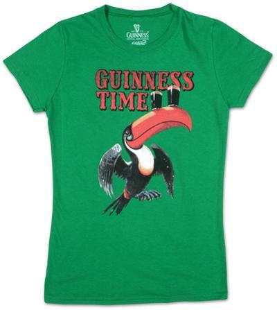 Juniors: Guinness - About Time