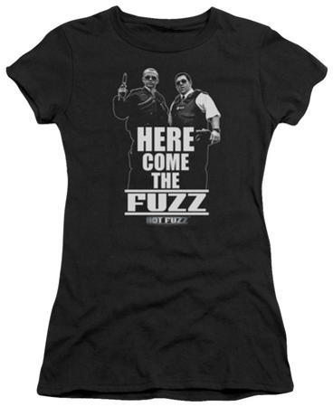 Juniors: Hot Fuzz - Here Come The Fuzz
