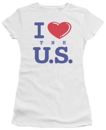 Juniors: I Love the U.S.