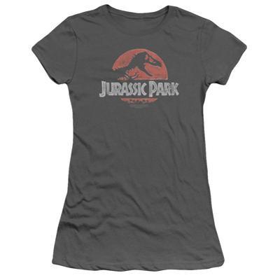 Juniors: Jurassic Park - Faded Logo