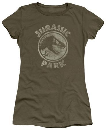 Juniors: Jurassic Park - JP Stamp