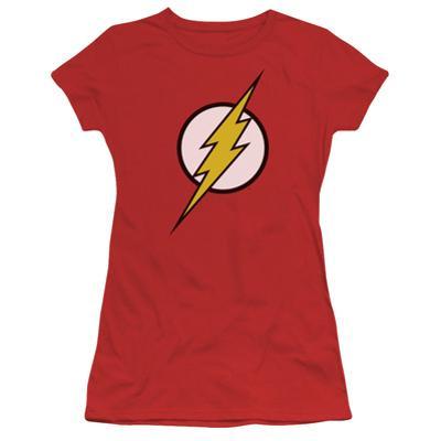 Juniors: Justice League America-Flash Logo