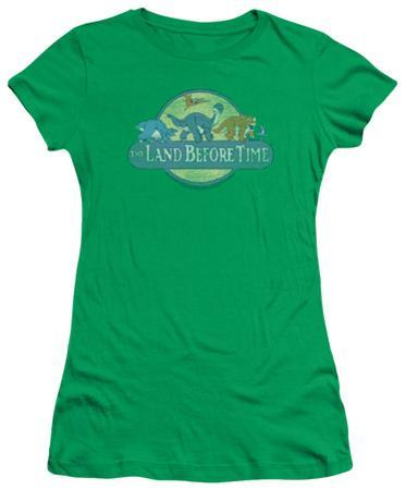 Juniors: Land Before Time - Retro Logo