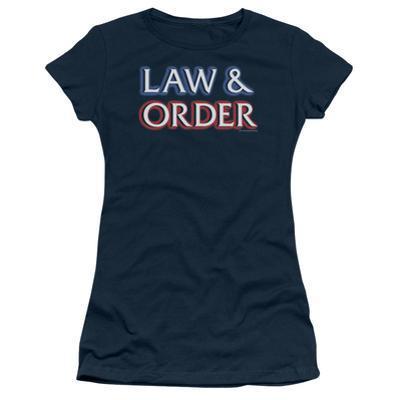 Juniors: Law & Order- Logo