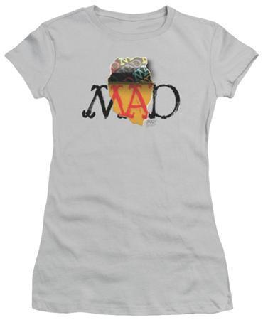 Juniors: Mad Magazine - Torn Logo