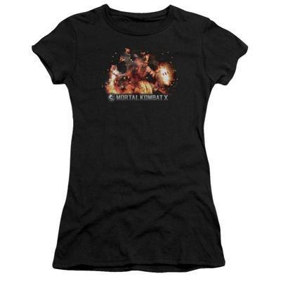Juniors: Mortal Kombat X- Scorpio Flame Attack