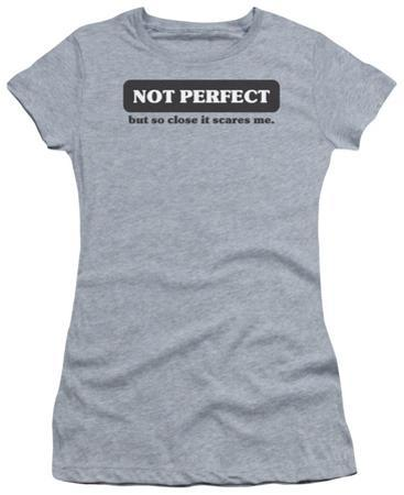 Juniors: Not Perfect