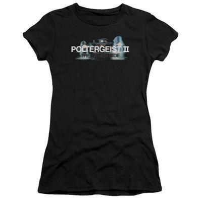 Juniors: Poltergeist II - Haunted Logo