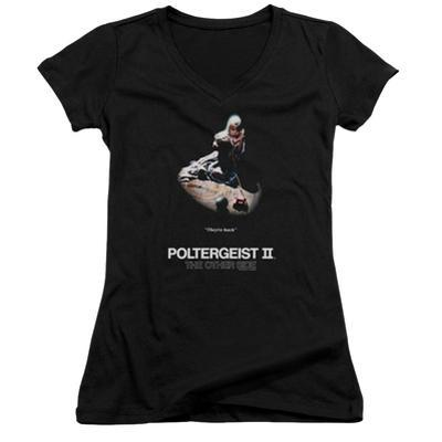 Juniors: Poltergeist II- The Other Side V-Neck