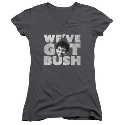 Juniors: Revenge Of The Nerds- We'Ve Got Bush V-Neck