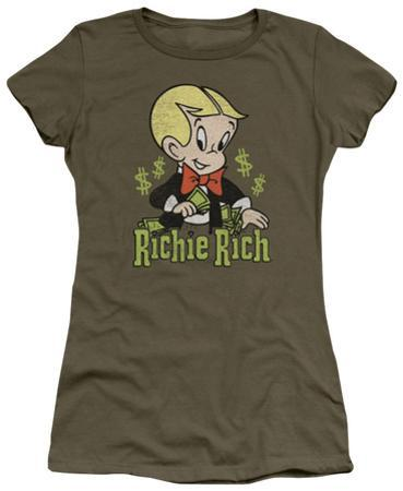 Juniors: Richie Rich - Rich Logo