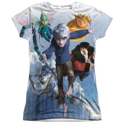 Juniors: Rise Of The Guardians - Together Now