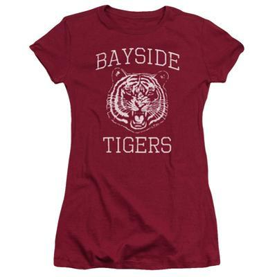 Juniors: Saved By The Bell- Bayside Tigers Emblem