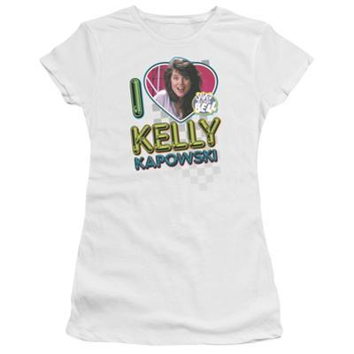 Juniors: Saved By The Bell- I Love Kelly