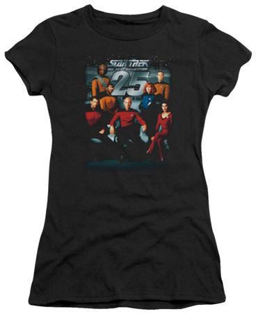 Juniors: Star Trek - 25th Anniversary Crew