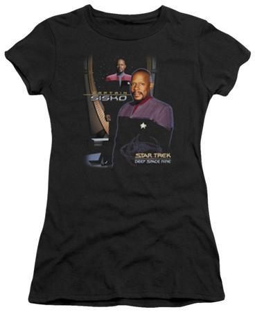 Juniors: Star Trek-Captain Sisko