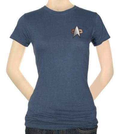Juniors: Star Trek-DS9 Science Emblem