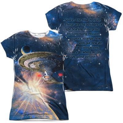 Juniors: Star Trek:Next Generation- Galaxy Class (Front/Back)