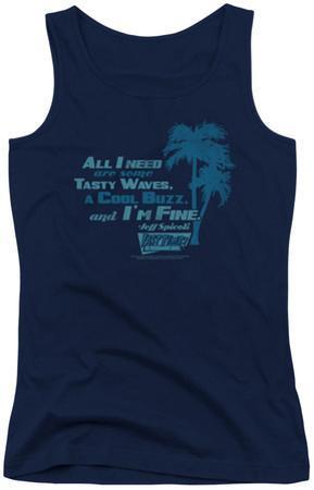 Juniors Tank Top: Fast Times Ridgemont High - All I Need