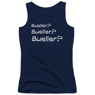 Juniors Tank Top: Ferris Bueller - Bueller?