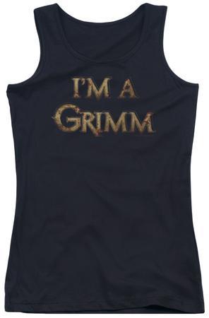 Juniors Tank Top: Grimm - I'm A Grimm