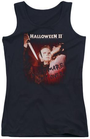 Juniors Tank Top: Halloween II - Nightmare