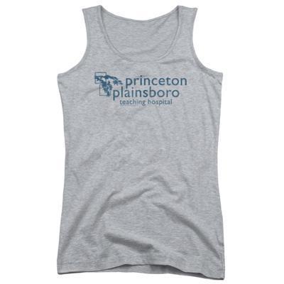 Juniors Tank Top: House - Princeton Plainsboro
