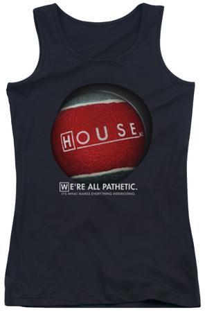 Juniors Tank Top: House - The Ball