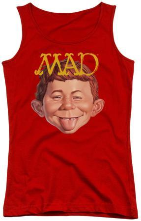 Juniors Tank Top: Mad - Absolutely Mad