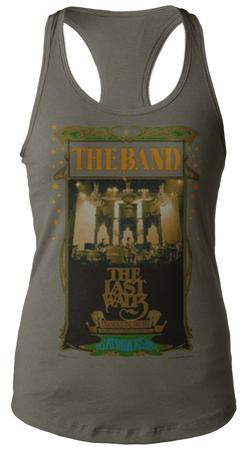 Juniors Tank Top: The Band- The Last Waltz