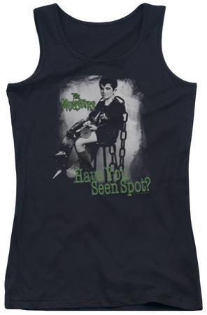 Juniors Tank Top: The Munsters - Have You Seen Spot