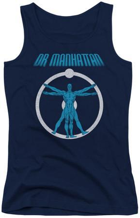 Juniors Tank Top: Watchmen - Anatomy