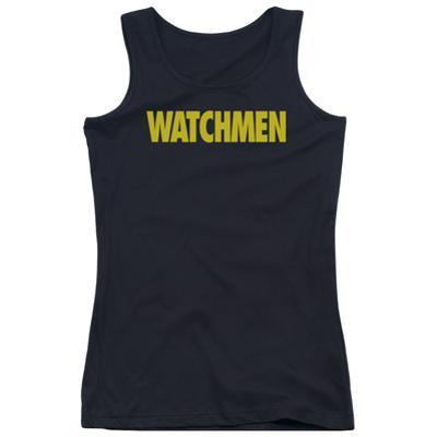 Juniors Tank Top: Watchmen - Logo