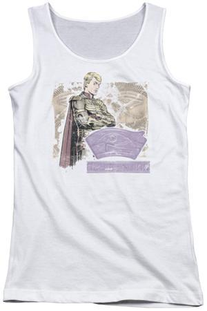 Juniors Tank Top: Watchmen - Ozymandias