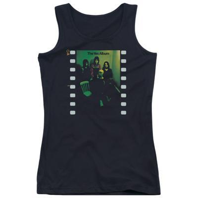 Juniors Tank Top: Yes- Third The Yes Album Cover Cover