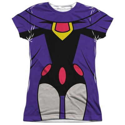 Juniors: Teen Titans Go- Raven Uniform