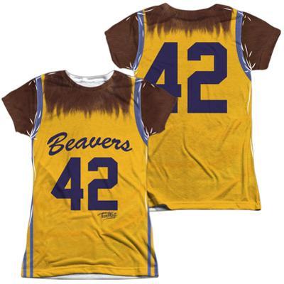 Juniors: Teen Wolf- Beavers Jersey #42 (Front/Back)