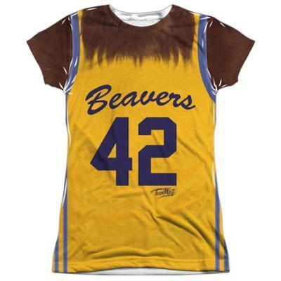 Juniors: Teen Wolf- Beavers Jersey #42