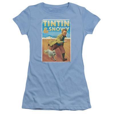 Juniors: The Adventures Of Tintin- Tintin & Snowy