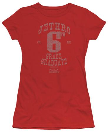 Juniors: The Beverly Hillbillies - Mr Sixth Grade Graduate