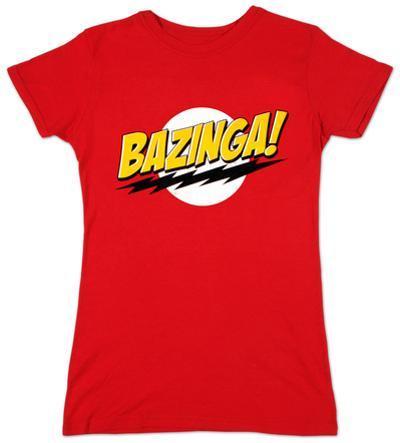 Juniors: The Big Bang Theory - Bazinga
